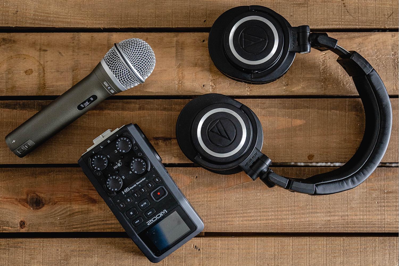Mon Matériel de Podcast – 2020